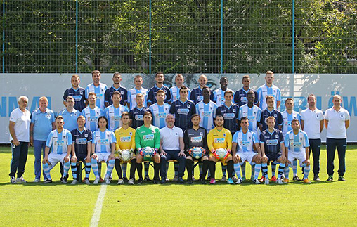 TSV 1860 III und IV 2015/2016