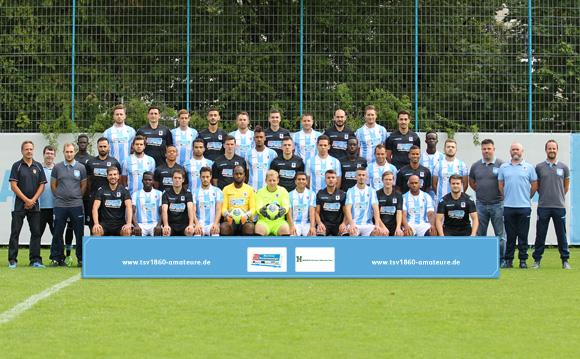 TSV 1860 III und IV 2016/2017
