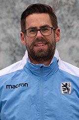 Co-Trainer Sebastian Kolbeck